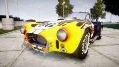 AC Cobra 427 PJ2 para GTA 4