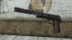 Nueva Pistola con un Silenciador para GTA San Andreas