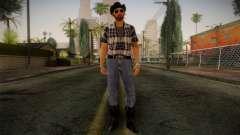 Gedimas Edward Skin HD para GTA San Andreas
