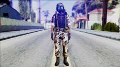 Hecu Soldier 2 from Half-Life 2 para GTA San Andreas