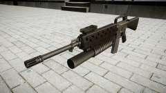 Rifle M16A2 M203 sight4 para GTA 4