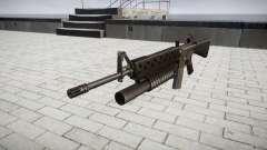Rifle M16A2 M203 sight3