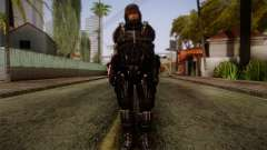 Shepard N7 Defender from Mass Effect 3 para GTA San Andreas