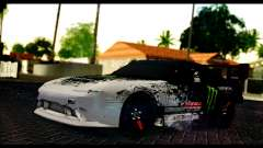 Nissan 180SX Monster Energy Spoiler para GTA San Andreas