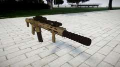 Rifle de asalto AAC Tejón de Miel [Remake] para GTA 4