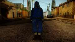 Scientist from Prototype 2 para GTA San Andreas