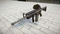 Automático de la carabina M4 Señores Táctica de destino para GTA 4