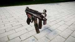 Pistola de MP5K para GTA 4