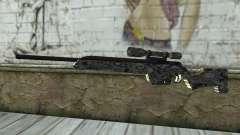 Nuevo rifle de francotirador