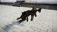 El HK416 rifle Táctico de destino para GTA 4