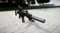 Machine Heckler & Koch G36 CV para GTA 4