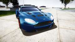 Aston Martin V12 Vantage GT3 2012