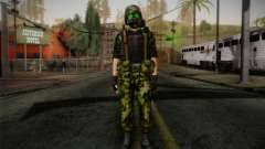 Hecu Soldier 3 from Half-Life 2 para GTA San Andreas