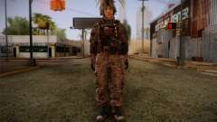 Chaffin from Battlefield 3 para GTA San Andreas
