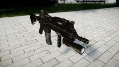 El HK416 rifle Táctico