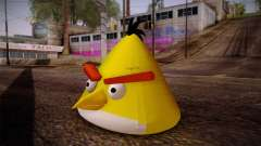 Yellow Bird from Angry Birds