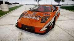 Lamborghini Murcielago LP640 R-GT para GTA 4