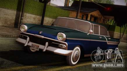 Smith Custom 200 from Mafia Il para GTA San Andreas