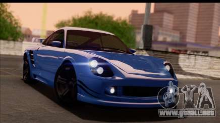 Comet from GTA 5 para GTA San Andreas