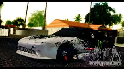 Nissan 180SX Monster Energy Spoiler para GTA San Andreas