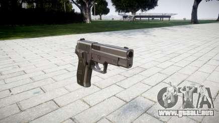 Pistola SIG-Sauer P226 para GTA 4