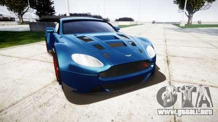 Aston Martin V12 Vantage GT3 2012 para GTA 4