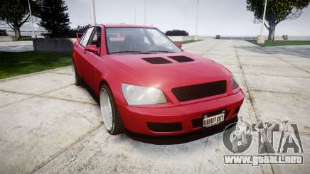 Karin Sultan Speed para GTA 4