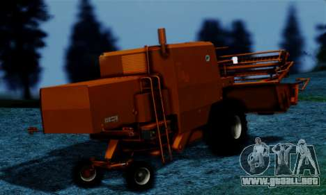 FMZ BIZON Super Z056 1985 Orange para GTA San Andreas left