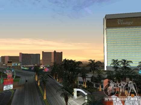 Real California Timecyc para GTA San Andreas séptima pantalla