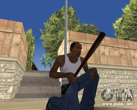 HD Weapon Pack para GTA San Andreas undécima de pantalla