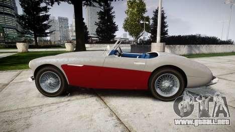 Austin-Healey 100 1959 para GTA 4 left