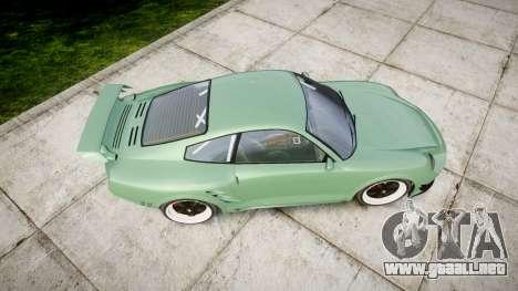 GTA V Pfister Comet 911 Wheel para GTA 4 visión correcta
