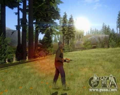 ENB_OG v2 para GTA San Andreas tercera pantalla