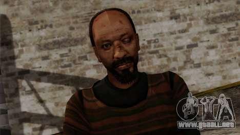 GTA 4 Skin 52 para GTA San Andreas tercera pantalla
