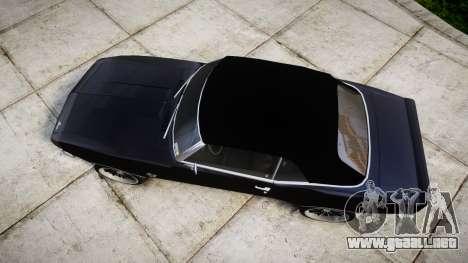 Chevrolet Camaro Mk.I 1968 rims2 para GTA 4 visión correcta