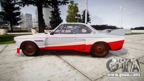 BMW 3.0 CSL Group4 para GTA 4 left