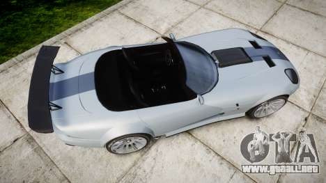 Bravado Banshee GTR para GTA 4 visión correcta