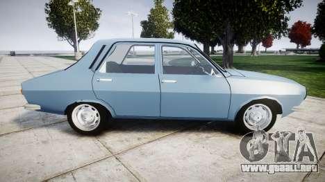 Dacia 1300 v2.0 para GTA 4 left