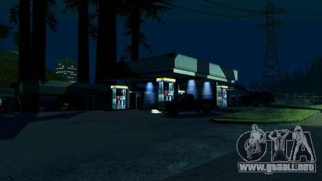 La recuperación de las estaciones de San Fierro para GTA San Andreas tercera pantalla