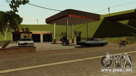 La recuperación de las estaciones de San Fierro para GTA San Andreas