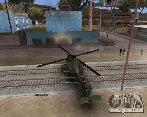 Car Name para GTA San Andreas tercera pantalla