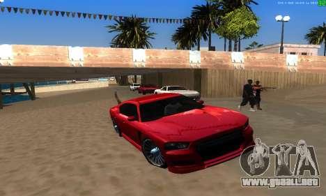 Nuevas rutas de transporte para GTA San Andreas novena de pantalla