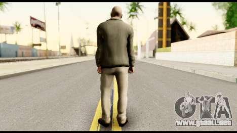 Heisenberg from Breaking Bad para GTA San Andreas segunda pantalla