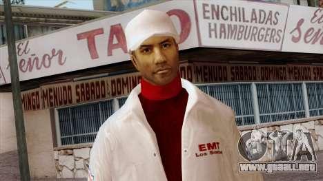 Doctor Skin 1 para GTA San Andreas tercera pantalla