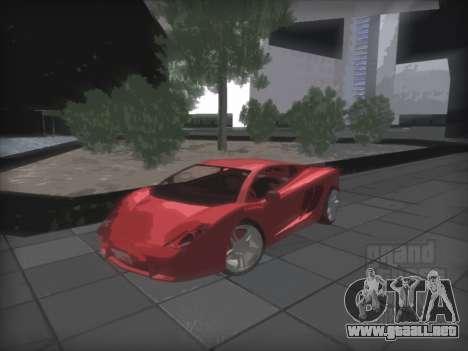 Nuevas pantallas de carga para GTA San Andreas novena de pantalla