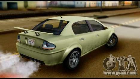 DeClasse Premier from GTA 5 para GTA San Andreas