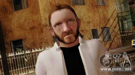 GTA 4 Skin 50 para GTA San Andreas tercera pantalla