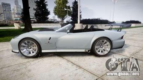 Bravado Banshee GTR para GTA 4 left