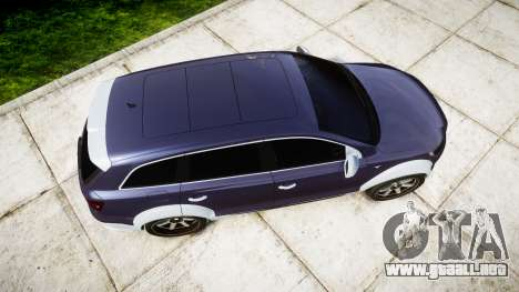 Audi Q7 2009 ABT Sportsline [Update] rims1 para GTA 4 visión correcta