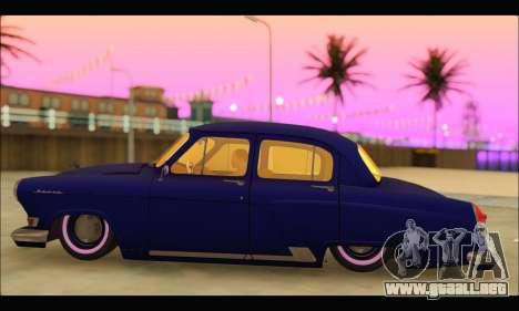 GAZ 21 Volga Resto para GTA San Andreas left